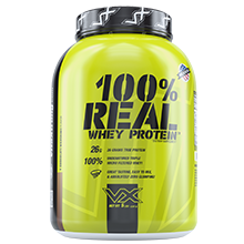 100% Real Whey